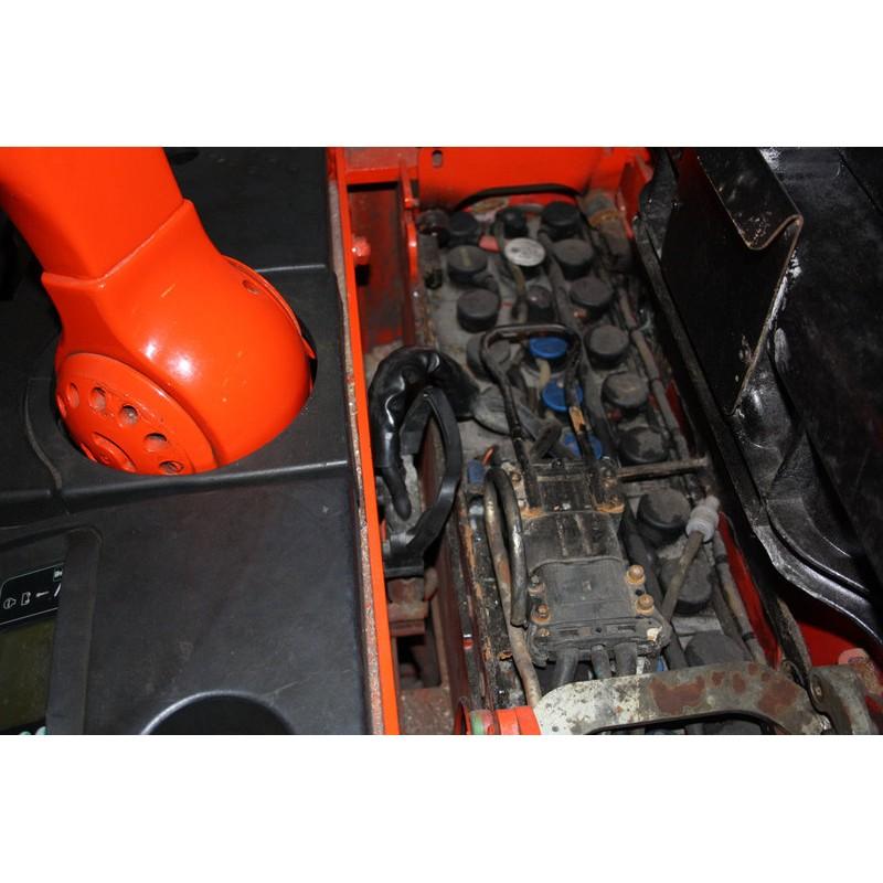 Штабелер електричний самохідний LINDE L 12 L AP 2009г 1,2т 2.9м