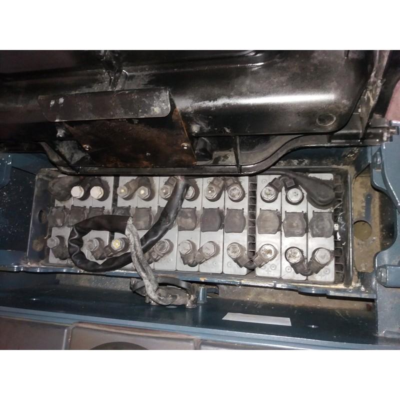 Электровізок Linde T 20 SP