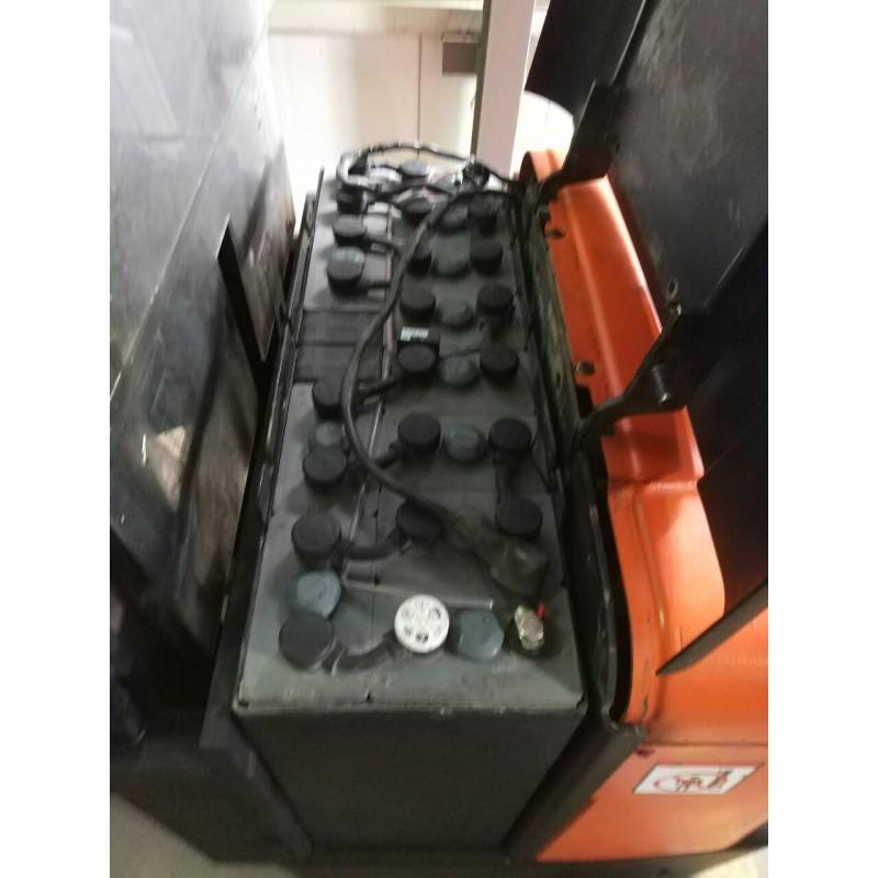 Штабелер електричний самохідний TOYOTA BT SPE 160 5.4м-висота підйому 1,6 т