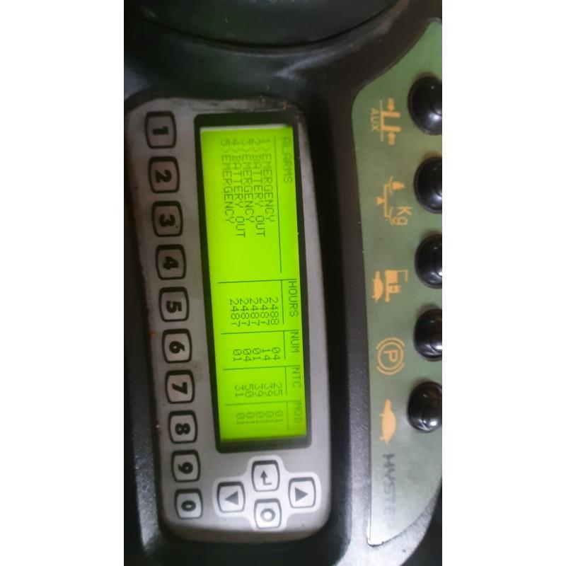 Штабелер  ричтрак  электрический самоходный HYSTER R2.0 2t 4.55м