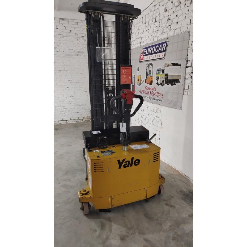 Штабелер електричний повідковий Yale MOS 15 1,5т 5,35м