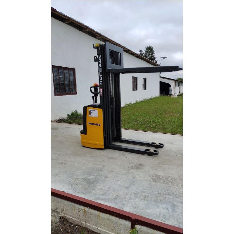 Штабелер електричний повідковий Komatsu MWS 12 1R 1200kg 412cm