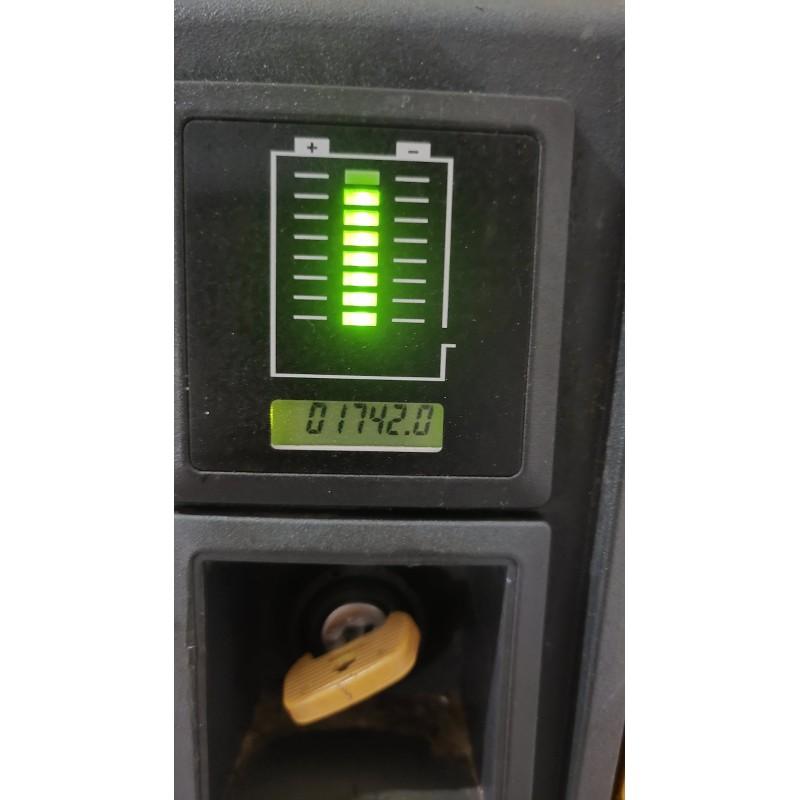 Самохідний електричний візок-штабелер  JUNGHEINRICH EJE С20 2000кг 2016р