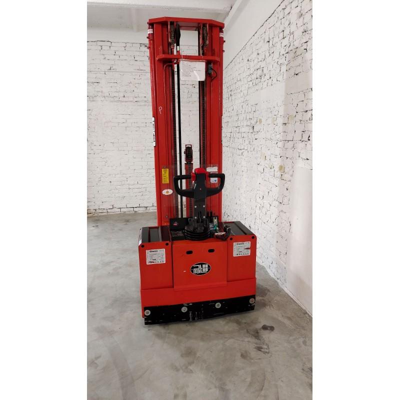 Штабелер електричний повідковий PRAT P160TTST 1,5т 5,7 см