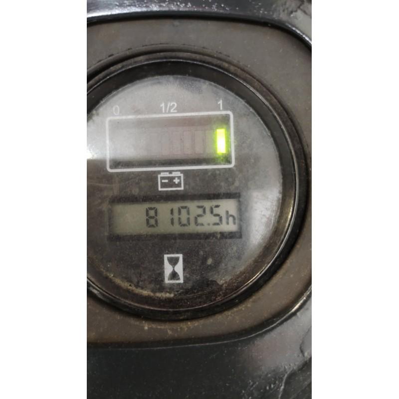 Штабелер електричний самохідний LINDE L 16 LI 1.6t 4.2m