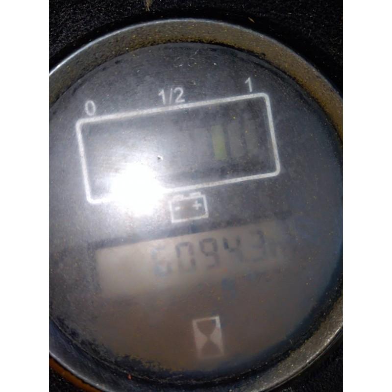 Б/У Штабелер электрический поводковый OM Komatsu 2т 3.3 м