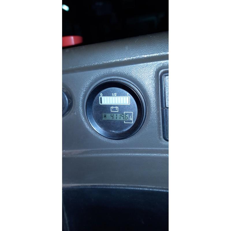 Штабелер електричний повідковий Toyota BT SRE 160 L 1,6 т 4.4м-висота підйому