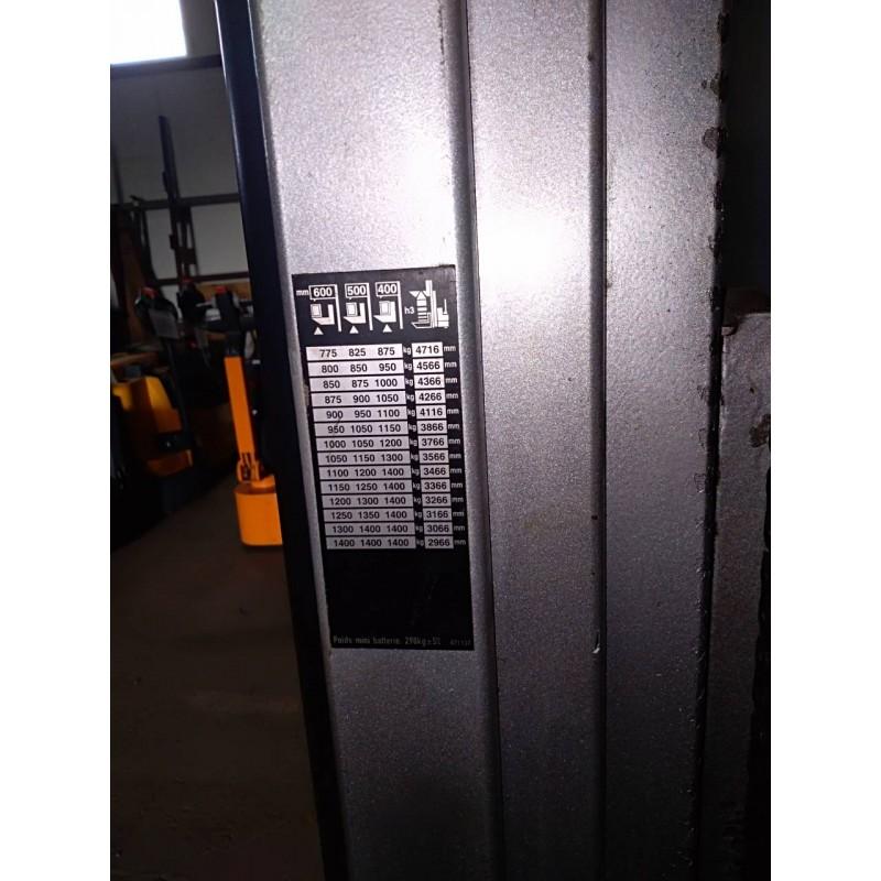 Штабелер електричний повідковий STILL EGV 14 4.65m .