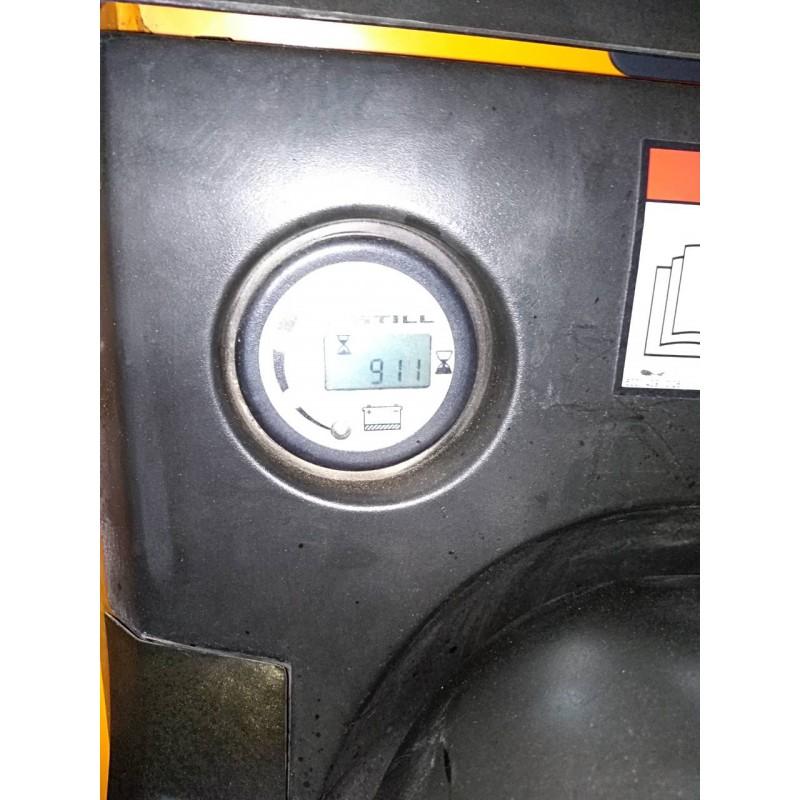 Штабелер електричний повідковий STILL EGV 14 4.20,m 2011.