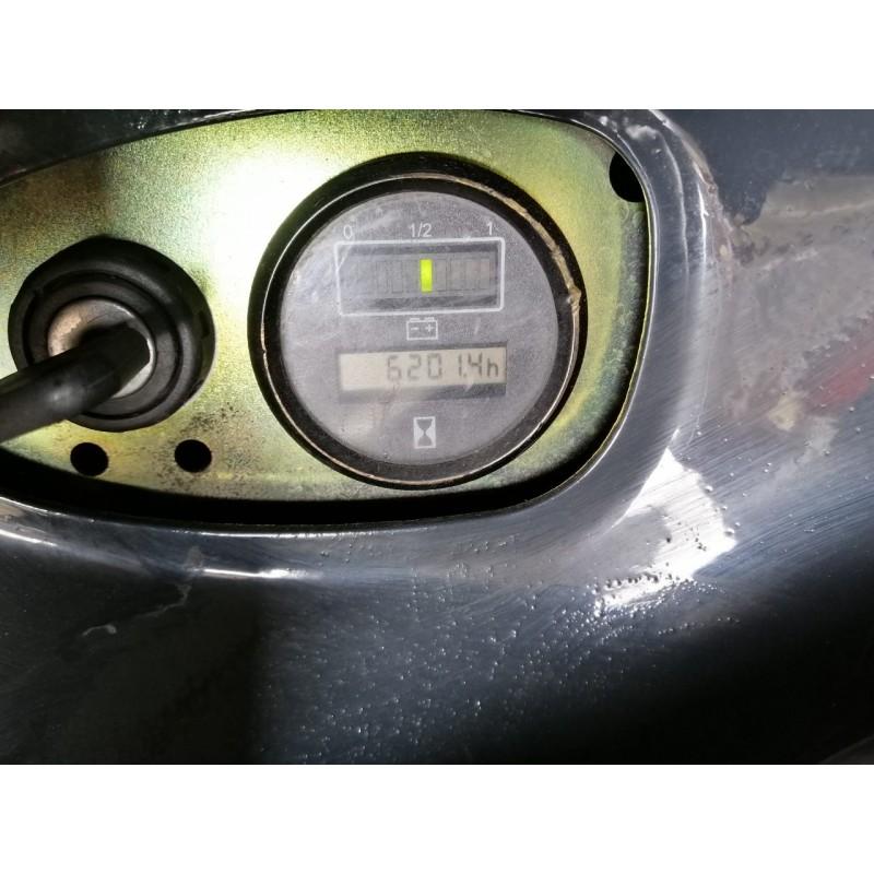 Штабелер електричний LINDE L 14 1,4т 5,26м
