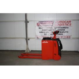 Електровізок Linde T 20 AP 2000 кг 2010р