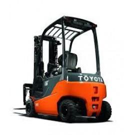 Запчастини на навантажувач Toyota