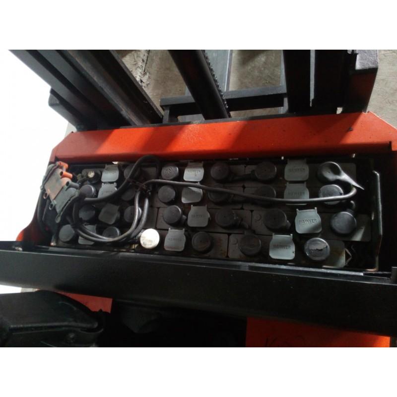 Штабелер електричний повідковий Toyota 7SM 12F 2008р 1600кг 290см 1600м / г