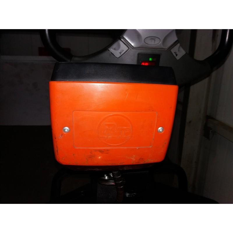 Електровізок TOYOTA BT LPE 200/8 2т 2010 з вагою