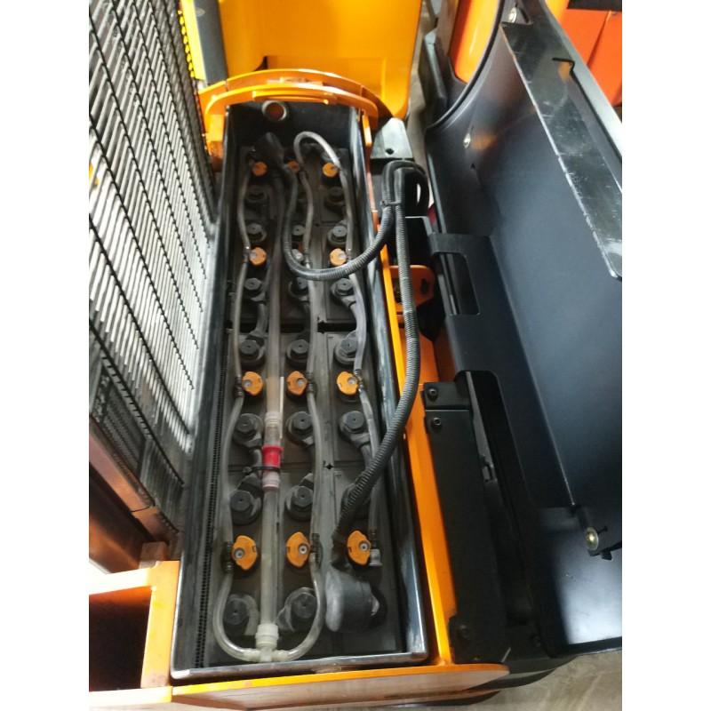 Штабелер електричний повідковий STILL EGV 16 3.7m Батарея 2011р.