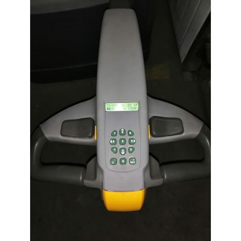 Штабелер електричний повідковий NISSAN ATLET 2013 Батарея !!! 1,25т 3.45м