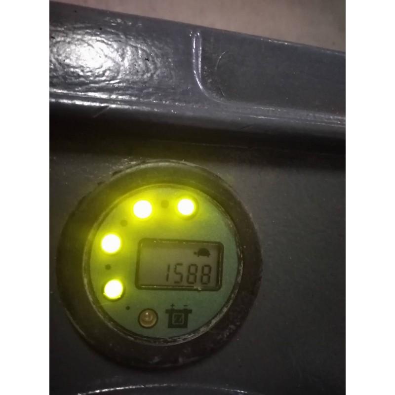 Штабелер электричний  NISSAN ATLET 1,6 4,8м