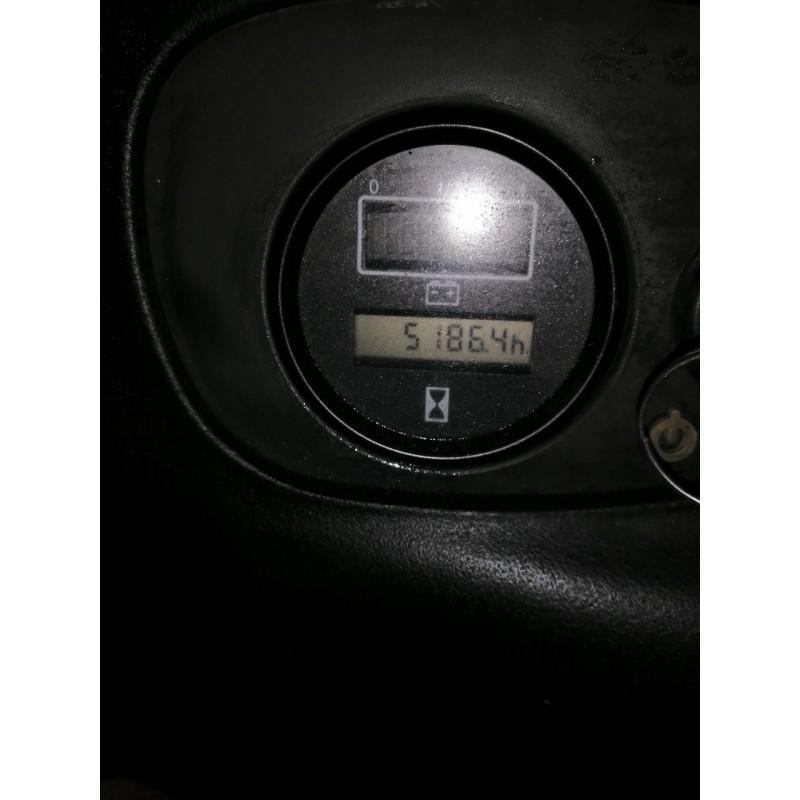 Штабелер електричний повідковий  LINDE L 12  1,2т 4.20м