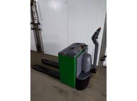 Б/У Электротележка Clark 2000 кг 2010 для мал. магазинов НОВА АКБ
