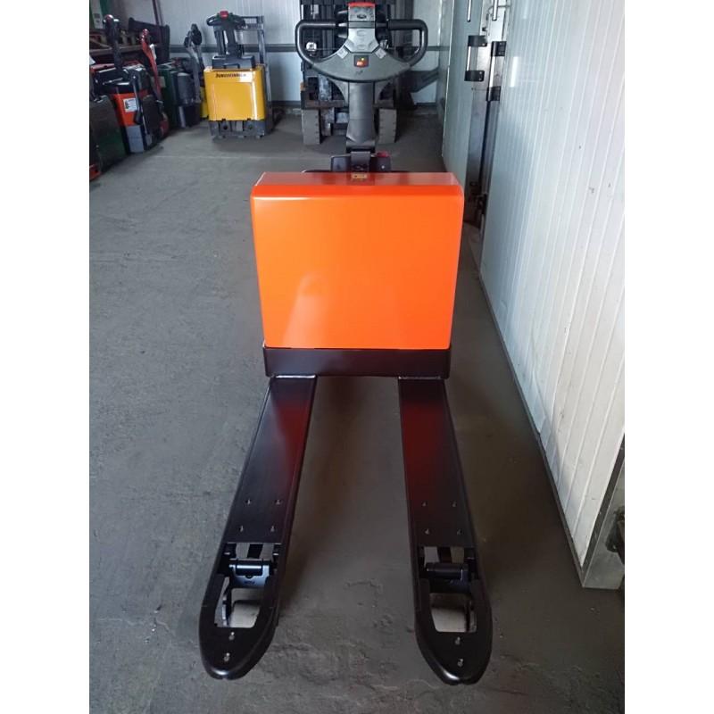 Електровізок TOYOTA BT LPE 200/8 2000 кг 2013 широкі вила 68 см