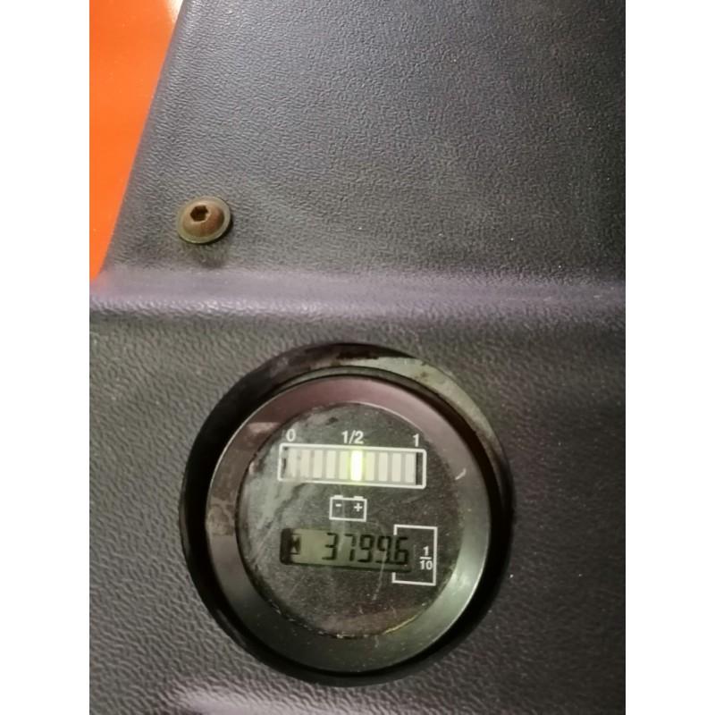 Штабелер электрический поводковый  MANITOU LOC  0,900 т  3,3 м-висота подйому.