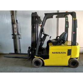 Навантажувач Nissan 1.6т 3,2м 2011
