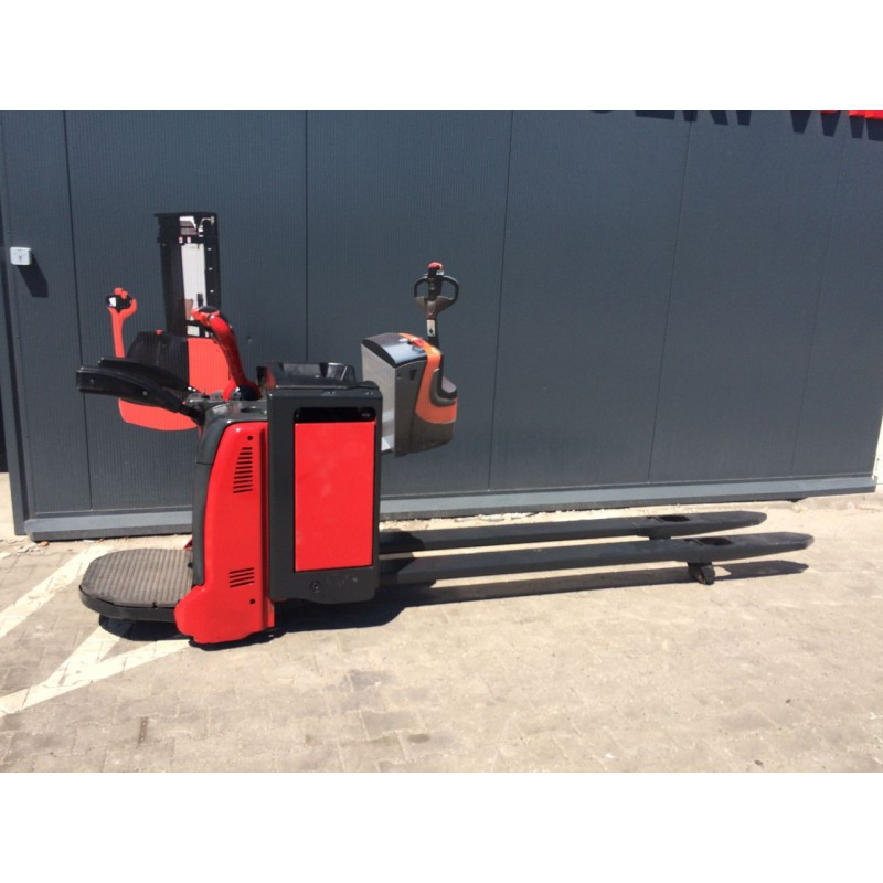 Електровізок LINDE T20AP 2014 р-бат, 2010р 2000 кг