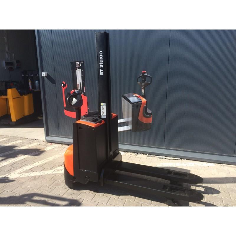 Штабелер електричний повідковий TOYOTA BT SWE 080 L 2009 1,6т 1,6 м