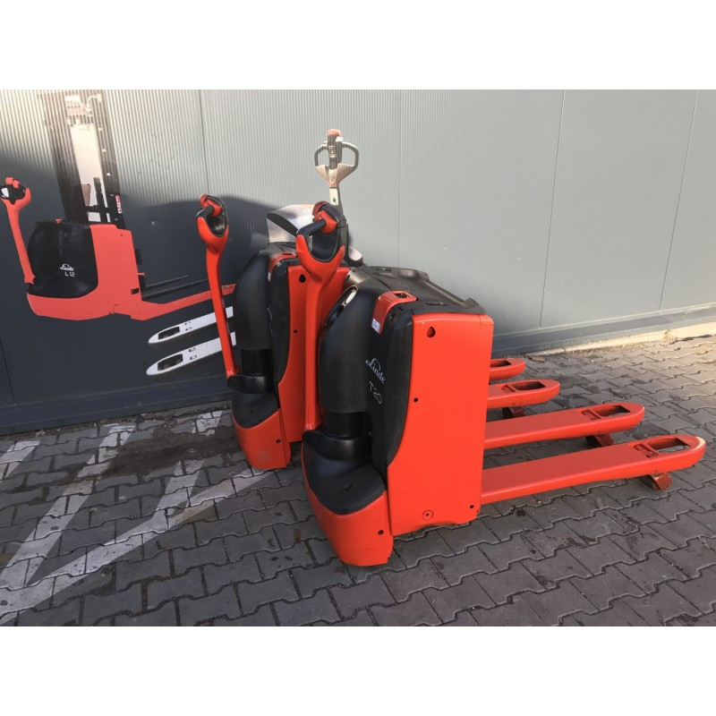 Електровізок Linde T 20 2000 кг 2013р