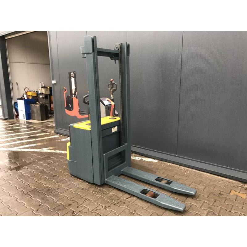 Штабелер електричний повідковий JUNGHEINRICH 1250kg 3.8m