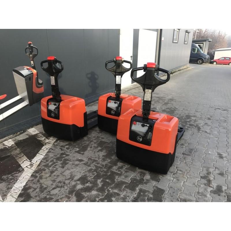 Електровізок Toyota BT Lwe 130 1.3т 2011р вага візка 200 кг !!!!