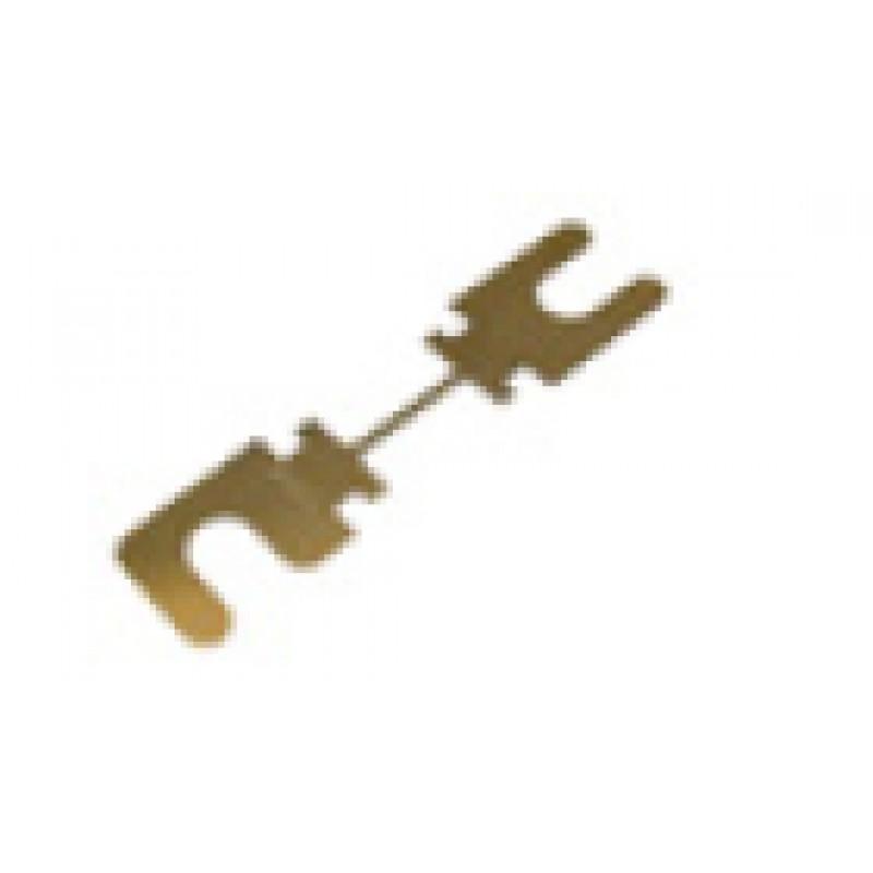 Запобіжник 100A DIN 43560/1  до погрузчиків DAUTEL