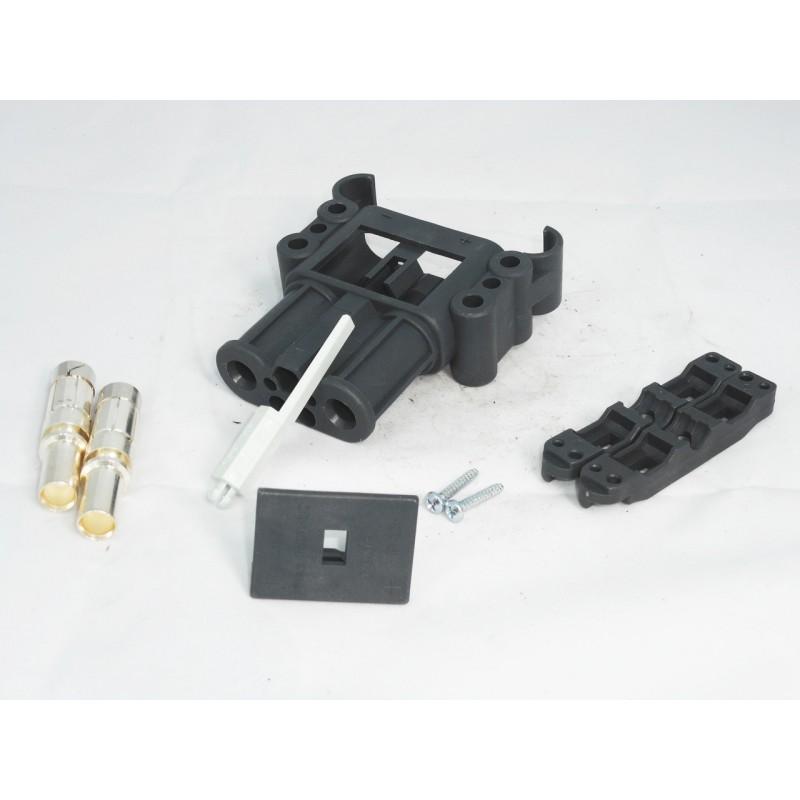 Вилка зарядна Rema 160A/25mm²