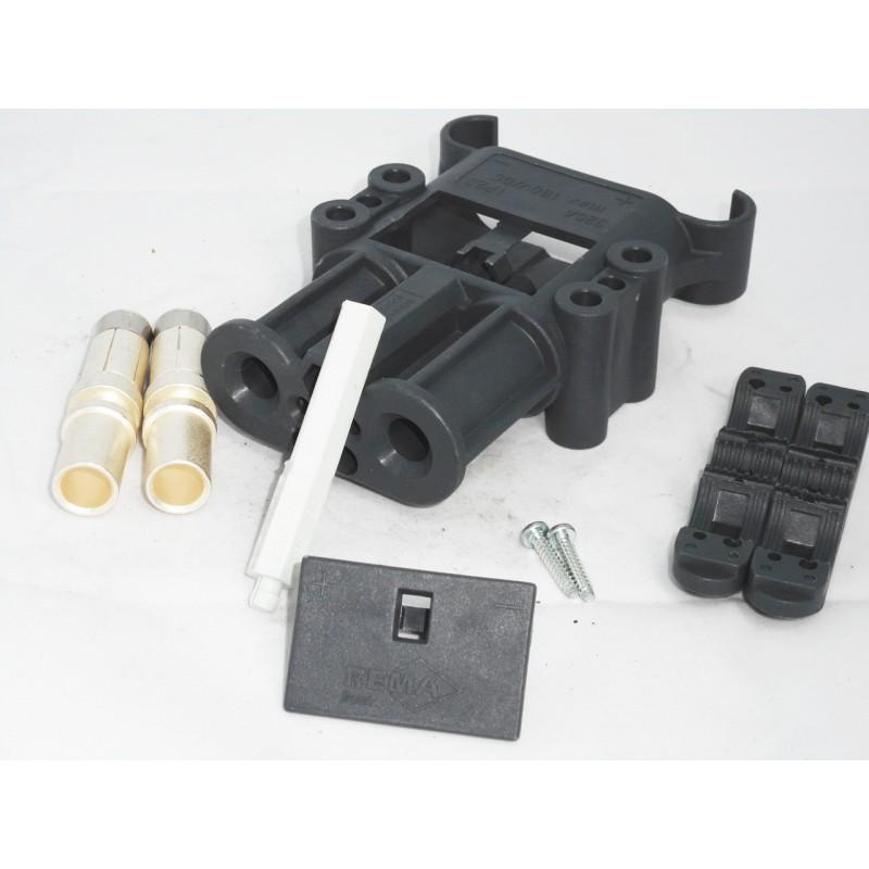 Вилка зарядна Rema 320A/50mm²