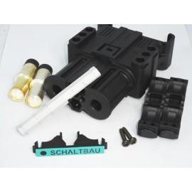 Підключення до них зарядного Schaltbau 320A / 50mm²