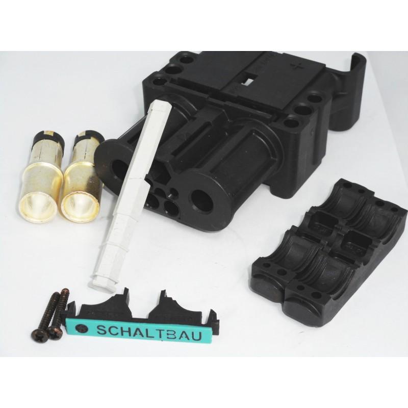 Вилка зарядна Schaltbau 320A/50mm²
