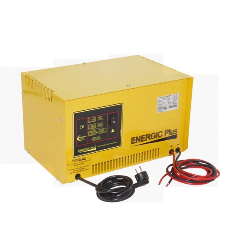 Зарядний пристрій  Energic Plus 24V/40A