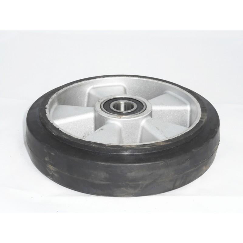 Колесо  опорне для тележки палетної 200x50 - 25mm