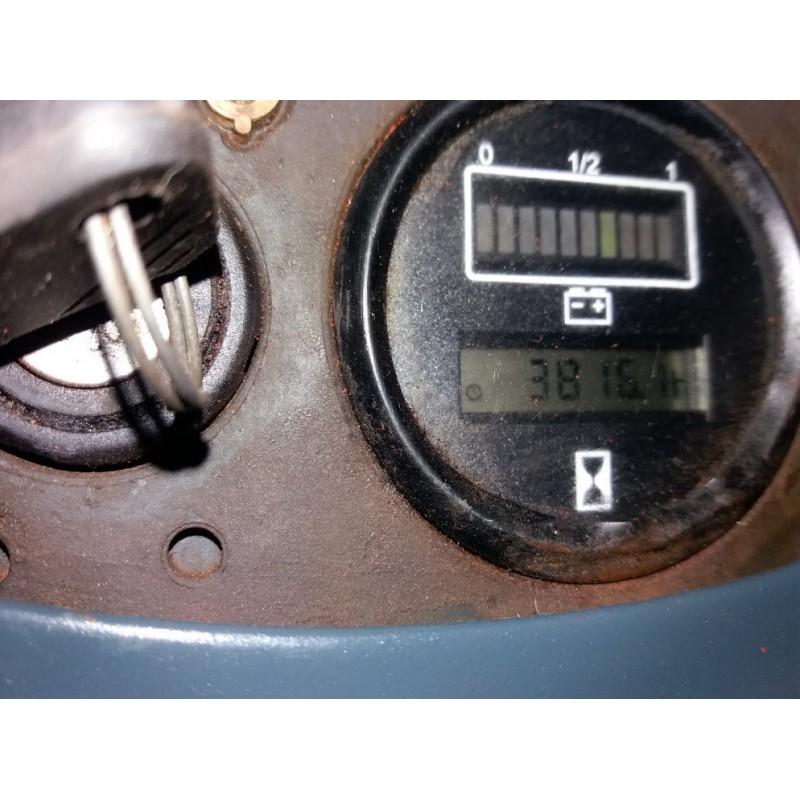 Штабелер електричний самохідний Linde L14 AP 2011р Батарея !!! 1,4т 4.2м