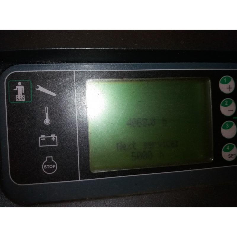 Самохідний штабелер електричний LINDE L 12 L AP 2009р 1,2 т 2,9 м