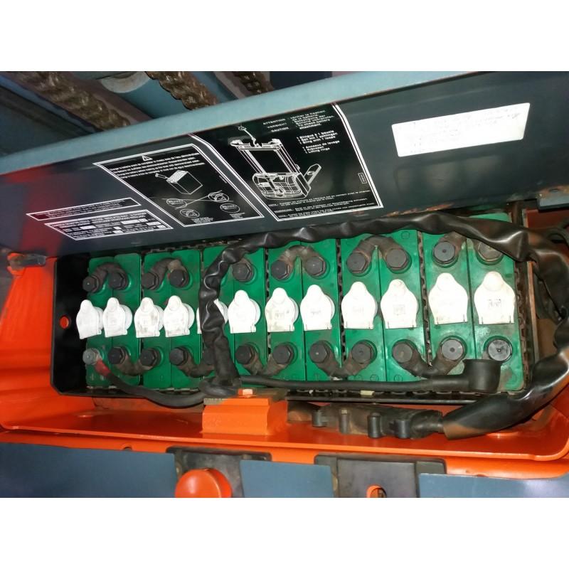 Штабелер електричний повідковий LINDE L 14 4,2 м. Батарея 2013 !!!